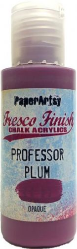 Fresco Finish - Professor Plum